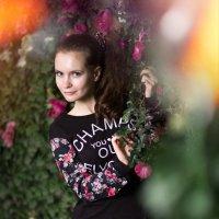 В цветах :: Анита Гавриш