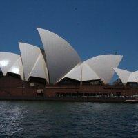 Театр Оперы.Сидней.Австралия :: Антонина