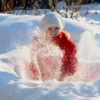Снег 1 :: Валентин Кузьмин
