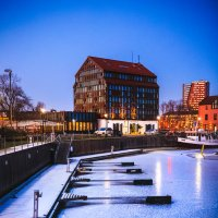 The Frozen Port :: Ruslan Bolgov