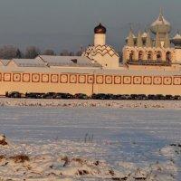 Тихвинский Богородичный Успенский мужской монастырь :: Юрий Тихонов