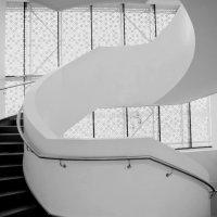 Лестница в Ельцин Центре :: Нина Потапова