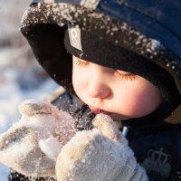 снег :: Марина Ионова