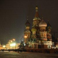 Зимняя Москва :: Наталья Левина