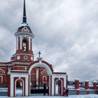 Церковь Рождества Христова в Снегирях :: Svetlana AS
