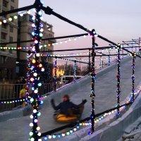 В ритме праздничного города... :: Николай Дони