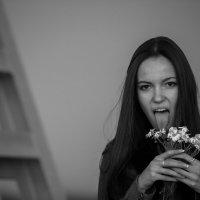 Немного дьявольщины :: Ксения Спиридёнок