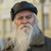 Бородач #2 :: Александр Степовой