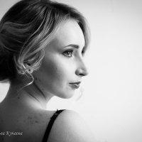 чб портрет :: Ольга Кучаева