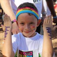 "Красочный марафон - ""The Color Run""Австралия 2015 :: Антонина"