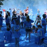 """Красочный марафон - """"The Color Run"""" :: Антонина"""