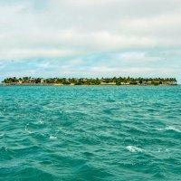 Остров в Карибском море :: Лёша