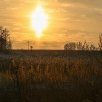 Солнце - это Бог :: Артем Рязанцев