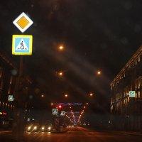 По ночному городу.... :: Tatiana Markova
