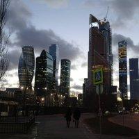 Москва такая большая :: Иван Медоф