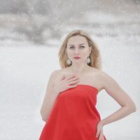 снежная королева :: Olga Gushcina