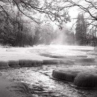 Мороз на речке :: Владислав Филипенко
