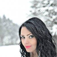 зимняя красавица ! :: Стелла