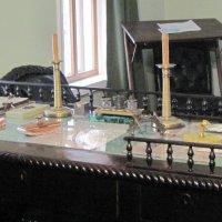Письменный стол Льва Толстого. :: Маера Урусова