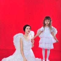 Ангелы :: Виктория Касимова