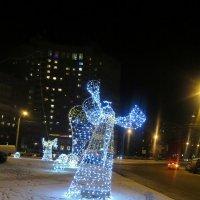 Вечерние ангелы.... :: Валентина Жукова