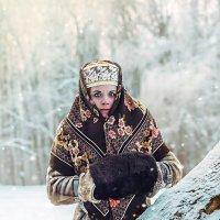 Барышня :: Виктор Седов