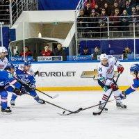 Хоккей_6 :: Василий Игумнов