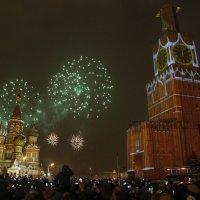Новогодний салют :: Николай Макаренков