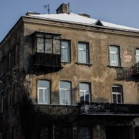 Старый дом старого Вильнюса :: Александра Кондакс