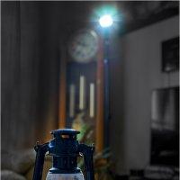 Почти волшебная лампа! :: Борис Херсонский