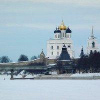 Троицкий собор. :: Светлана Агапова