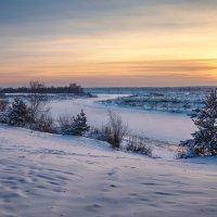 Тихий вечер января... :: Roman Lunin