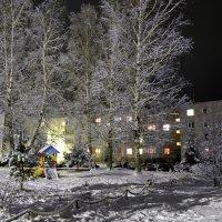 Зимний вечер :: Владимир Буев