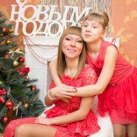 Новогоднее настроение :: Анастасия Шаехова