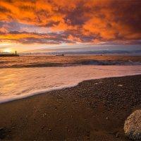 Пляж :: Сергей Титов