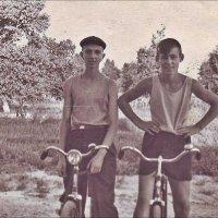 Дети войны. 1957 год :: Нина Корешкова