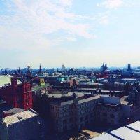 Москва с высоты :: Daniel Blake