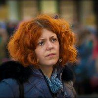Просто девушка... :: Юрий Гординский