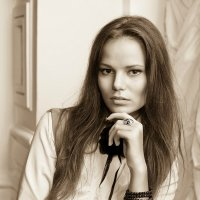 Портрет в ГУМе :: Максим Дербенев