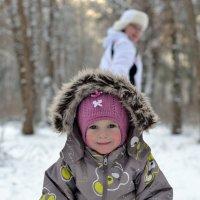 Зимние покатушки :: Павел Чекалов
