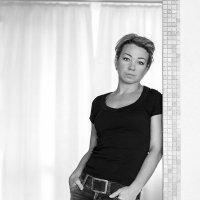 ЧБ портрет :: Светлана Старикова