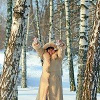 ... а снег идет... :: Александр Бойко