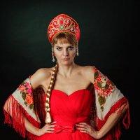 Барыня-сударыня :: Юлия Астратенко