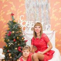 мама и дочь :: Анастасия Шаехова