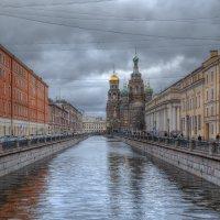 Канал Грибоедова Спас На Крови :: Александр Кислицын