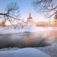 Январским утром... :: Александр Кукринов