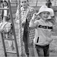 шляпа и коса :: sv.kaschuk