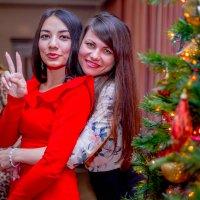 Две подруги :: Таня Харитонова