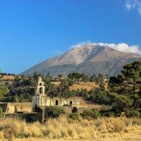 Вулкан Sierra Negra, Мексика :: Elena Spezia
