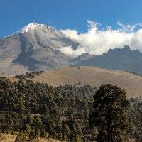Вулкан Pico de Orizaba, Мексика :: Elena Spezia